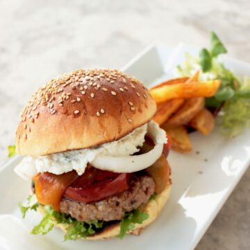Country burger recipe summer bbq secrets for the perfect hamburger
