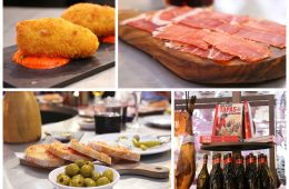 tapas revolution, dinner review by the petite cook