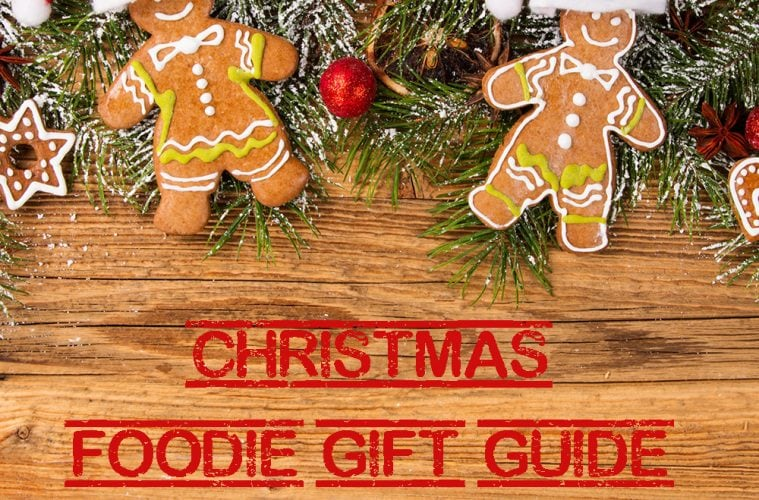 The Petite cook Christmas foodie gift guide