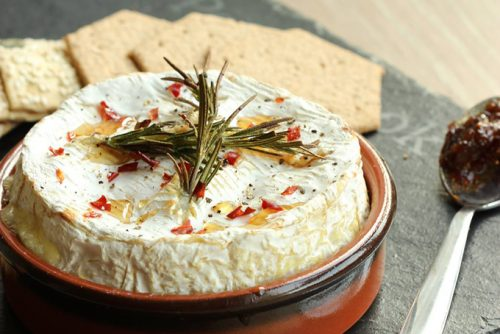 How to make the best Baked Camembert by The Petite Cook