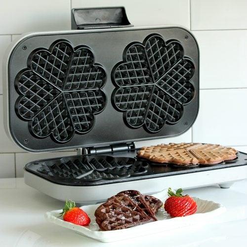 11. Double Waffle Maker, Domu