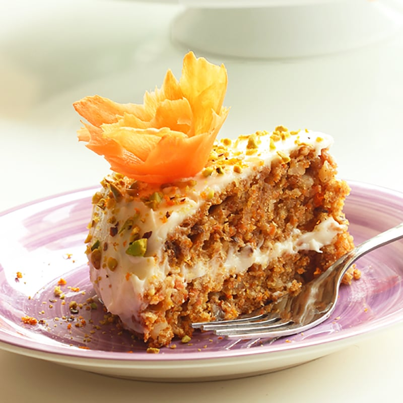 When Was Carrot Cake Invented