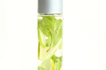 Apple detox water thepetitecook.com