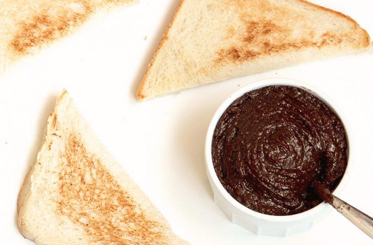 how to make homemade nutella thepetitecook.com