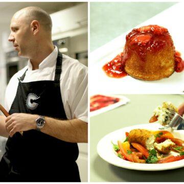 Great British Chefs Masterclass with Michelin-starred Chef Adam Gray
