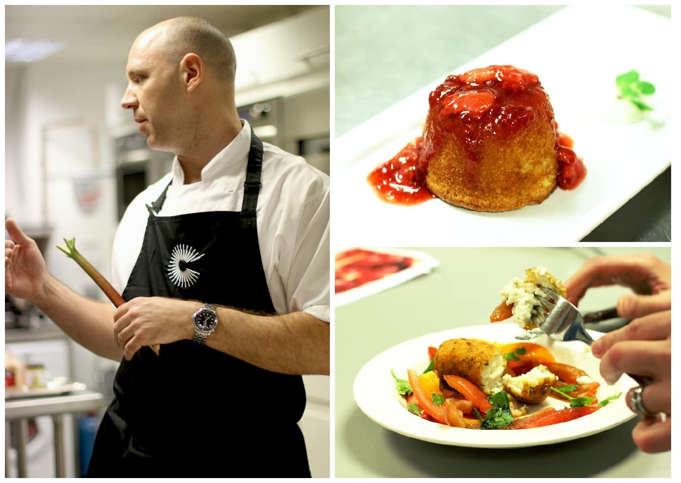 chef in michelin star restaurant more