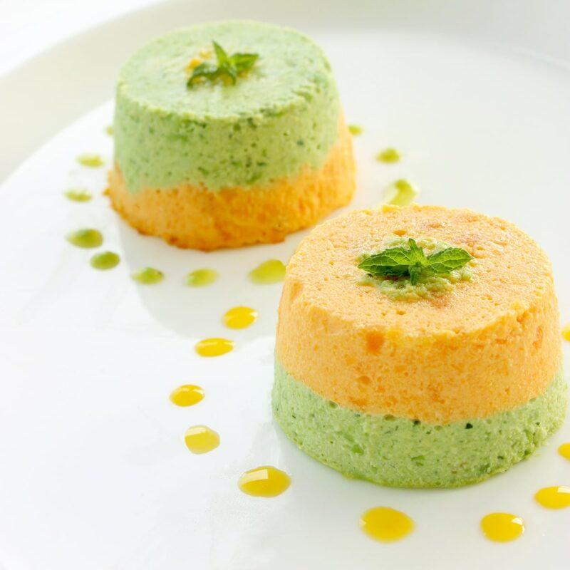 pea-carrot-flan