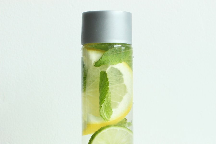 This Vitamin Tangy Detox Water will help you boost your metabolism, feel energized and flush out all those nasty toxins from your body!