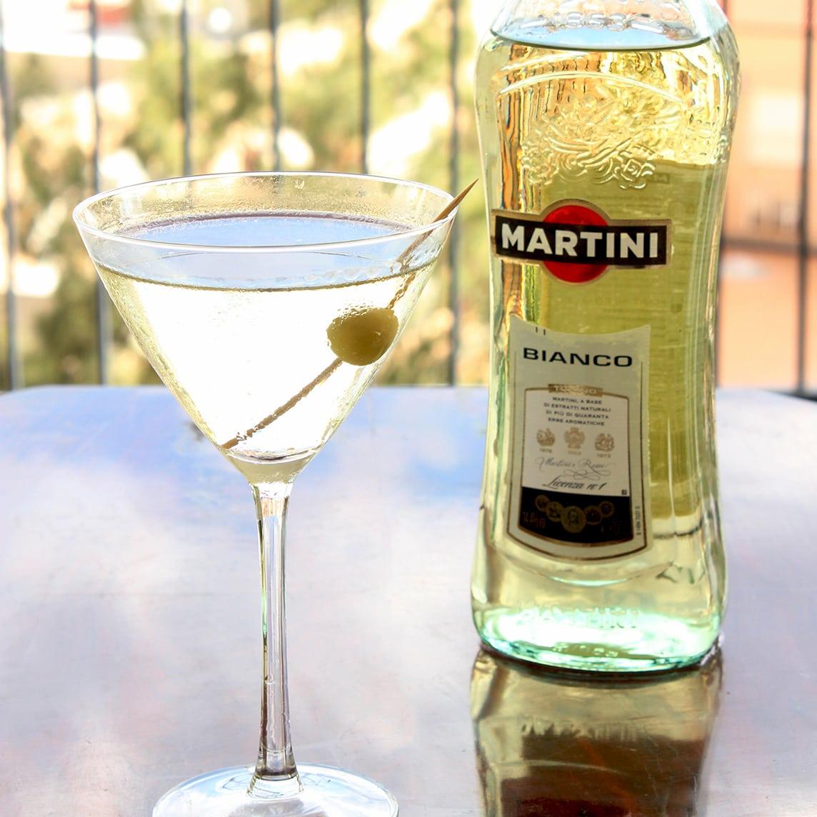 Bianco cocktail wodka martini Classic Vodka