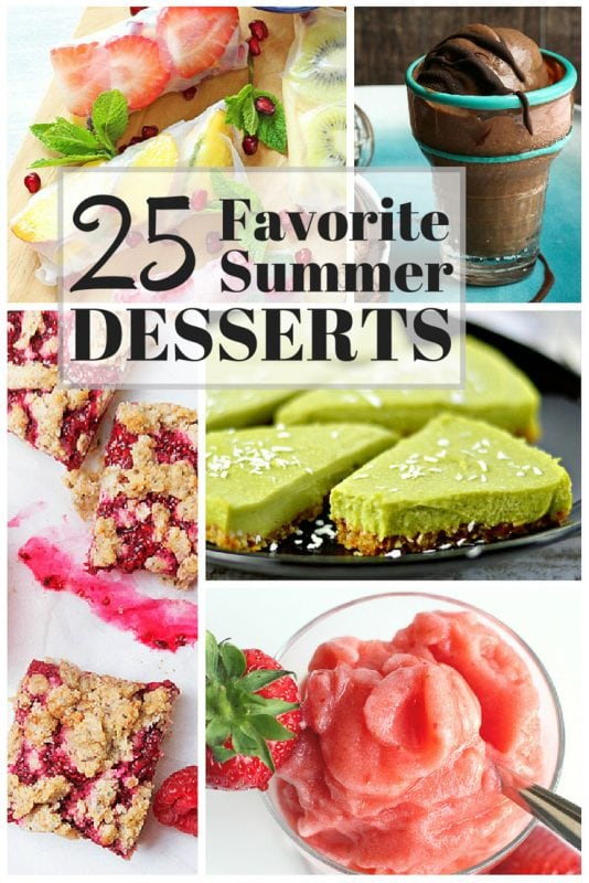 25-FAVORITE-SUMMER-DESSERTS