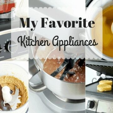 5 Kitchen Appliances To Help You Make Quick And Healthy Meals