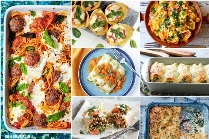 22 Baked Pasta Recipes To Warm Your Soul - Enjoy plenty of meat, fish and vegetarian options, to satisfy all your comfort food cravings. From thepetitecook.com