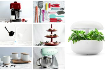 This epic Christmas gift guide for foodies will help you choose the perfect gift for your gourmand friends, co-workers, and family! Or you could treat 'yo self because why not? You'll find gift ideas for coffee lovers, novice cooks, design-obsessed foodies, and so much more! Click through for the best 2015 foodie gifts you need to know about!