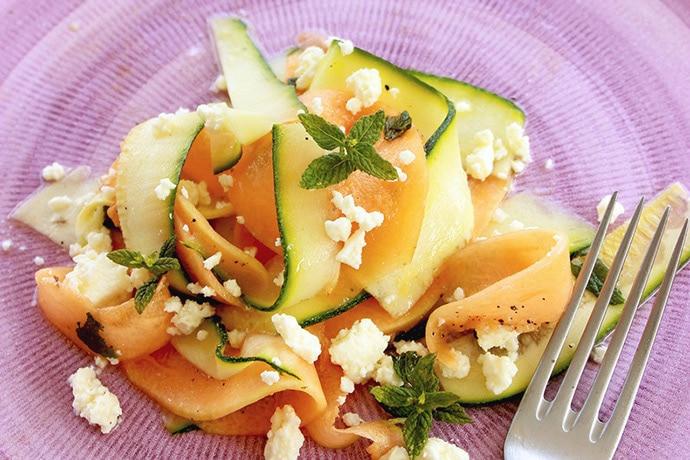 melon-zucchini-carpaccio