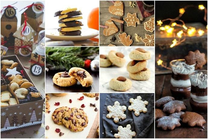 30 Easy Christmas Cookie Recipes The Petite Cook
