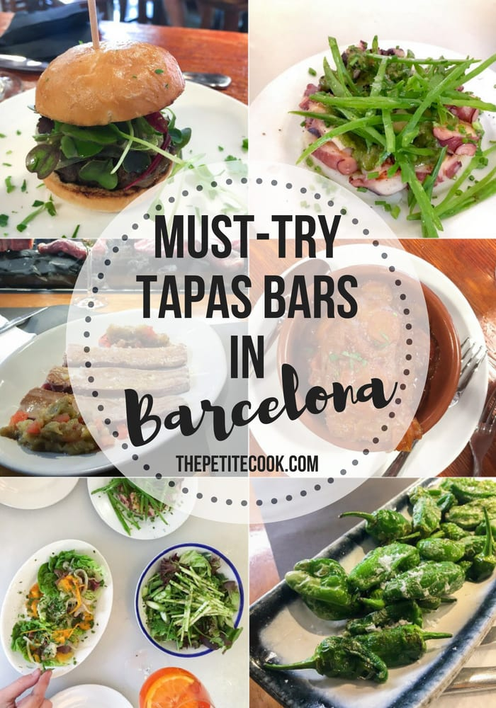 must-try tapas bars in barcelona