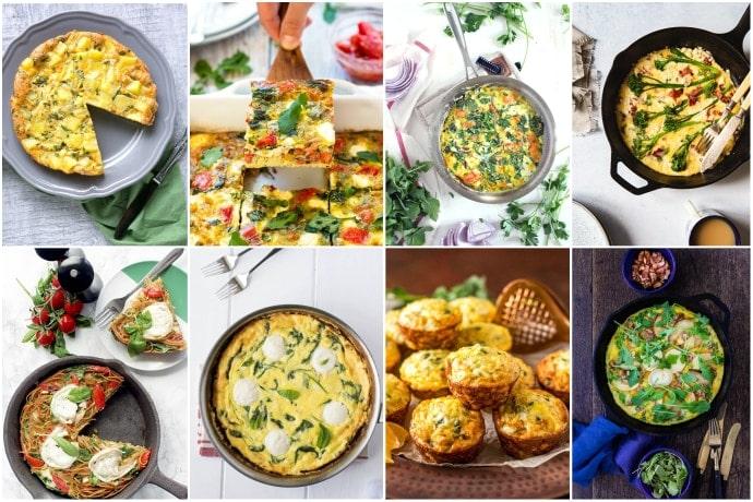 20 frittata recipes