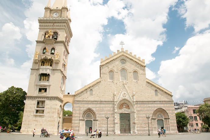 cathedral of messina