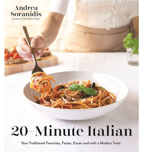 cover of 20-Minute Italian Cookbook