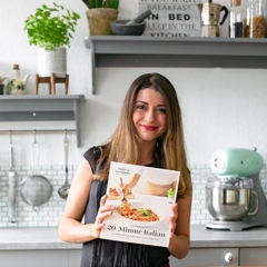 Andrea Soranidis, founder of The Petite Cook