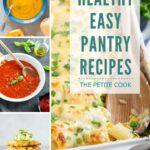14 easy pantry recipes