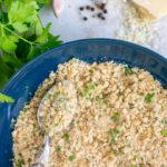 homemade italian rbeadcrumbs recipe image