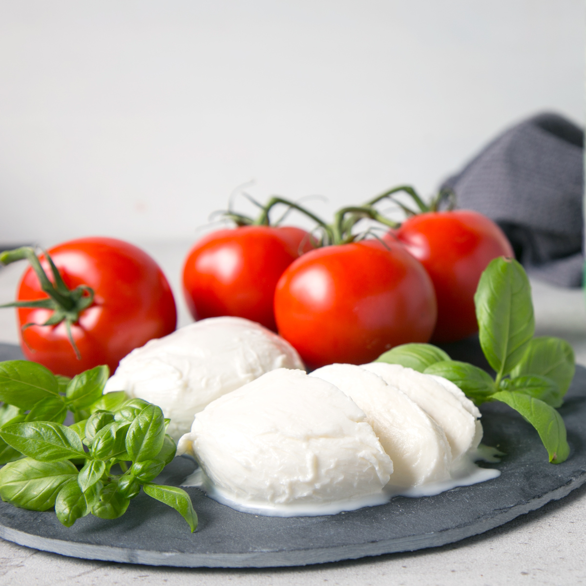 Easy Homemade Mozzarella The Petite Cook