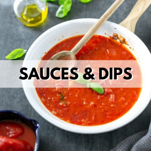 Sauces and Dips
